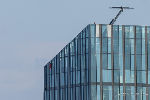 Foto DC Tower gesehen vom Donauturm
