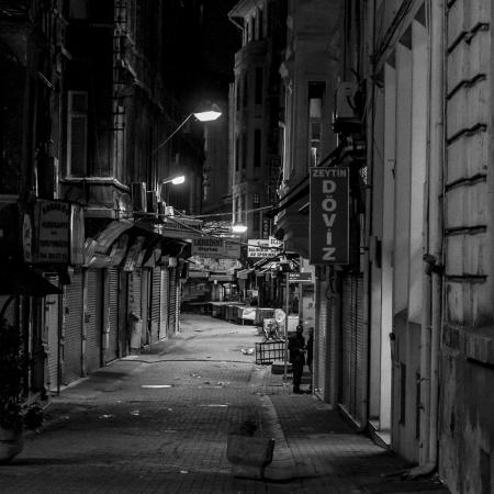 Fine Art Print Istanbul
