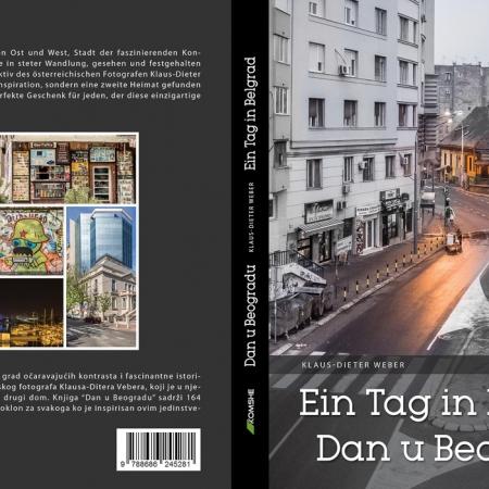 Buchcover Tag in Belgrad