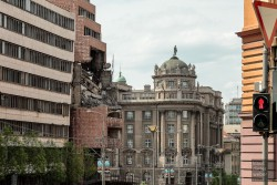 Fotografie Stop! Belgrad