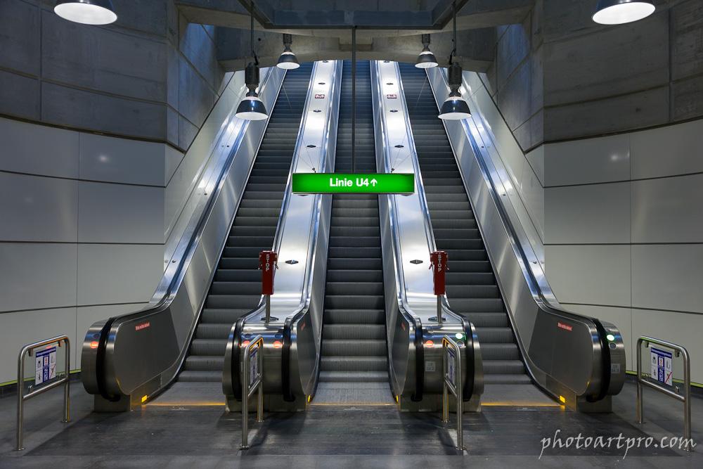 U4 Station Schottentor